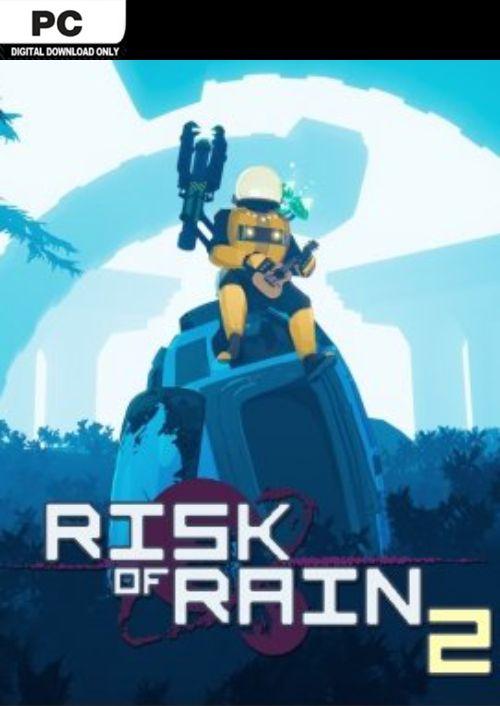 Risk of Rain 2 (PC) - (Steam Key) @ CDKeys - £6.99