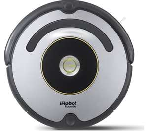 IROBOT Roomba 616 Robot Vacuum Cleaner - Black & Grey - £198 delivered @ Currys PC World