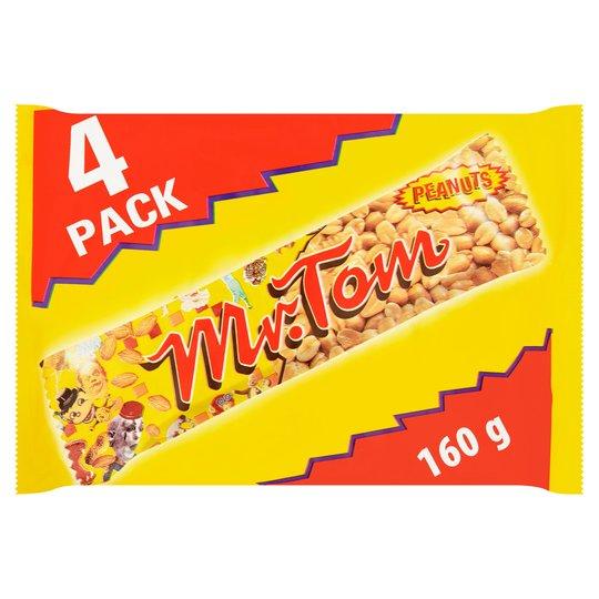 4 pack Mr Tom's 50p in-store Tesco (Levenshulme)