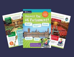 Free online learning resources for 5- 16 year olds + Learn Live Video Sessions + Houses of Parliament virtual tour