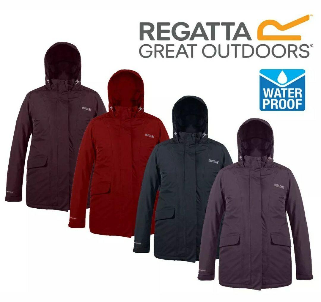 Regatta ladies Insulated Waterproof Darby II Blanchett Dustie II Jacket - £9.95 - £19.95 Delivered @ klassyk07 / Ebay