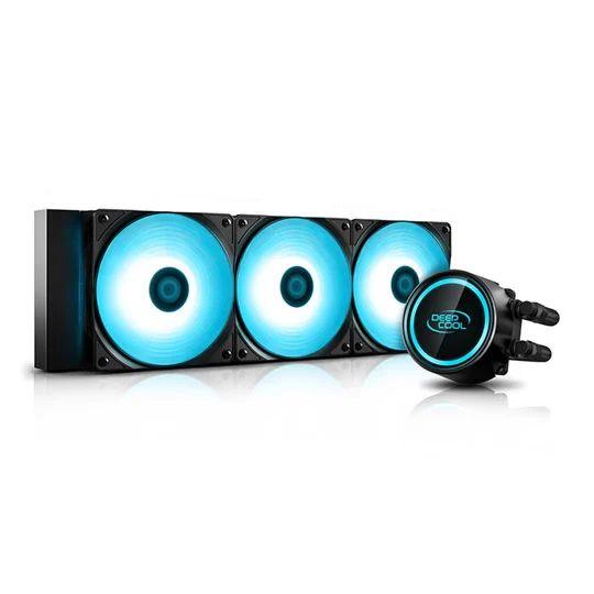 DEEPCOOL 360mm GAMMAXX L360 V2 Anti-Leak Tech CPU Liquid Cooler £65.47 Delivered @Scan