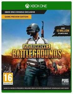 PlayerUnknown's Battlegrounds Microsoft Xbox One Game - £4.99 @ Argos / eBay