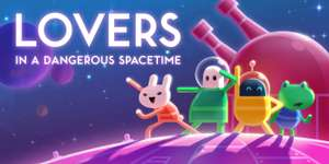Lovers in a Dangerous Spacetime Nintendo Switch eShop £5.99 (£4.14 on SA Store)
