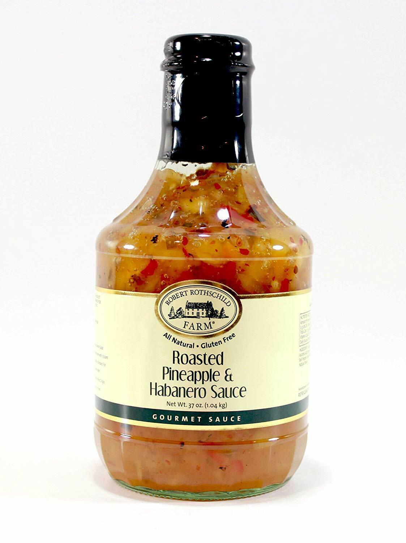 Robert Rothschild Farm Roasted Pineapple & Habanero Sauce - £8.99 @ eBay / thevoyagebird