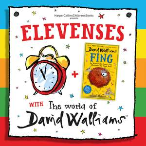 Free Audio Story from David Walliams Every Day at 11am