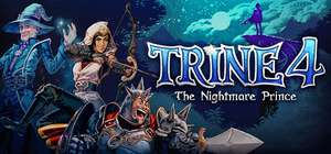 Trine 4: The Nightmare Prince (PC) - £9.99 at Steam