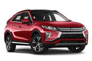 Mitsubishi Eclipse Cross - 36 months Personal Car Leasing contract £199 p/m + £1194 initial, 8000 miles - Total Cost £8,358 @ Arval
