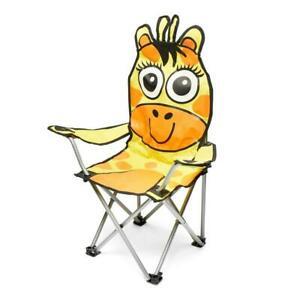 Eurohike Kids Giraffe Garden / Camping Chair £7.60 delivered @ Millets / eBay