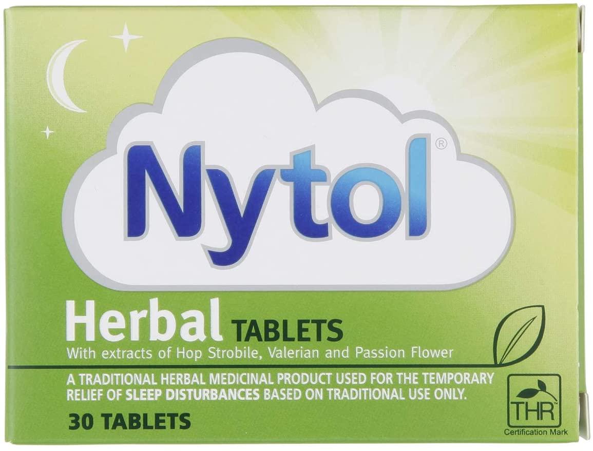 Nytol 30 tablets - £2.90 (+£4.49 Non-Prime) @ Amazon