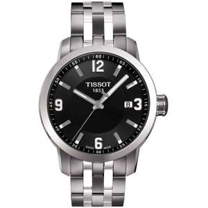 Mens Tissot PRC200 Watch T0554101105700 £186 with code @ WatchShop