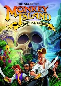 The Secret of Monkey Island: Special Edition (Steam PC) £1.32 @ InstantGaming