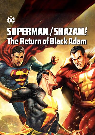 Superman/Shazam!: The Return of Black Adam HD £3.99 @ iTunes