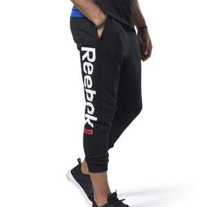 Reebok Essentials Logo Mens Jogging Bottoms (2 colours) £18.35 delivered with code @ Reebok