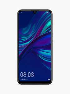 "Huawei P smart + 2019, Android, 3GB RAM, 6.21"", 4G LTE, SIM Free, 64GB, Midnight Black - £139.95 @ John Lewis & Partners"