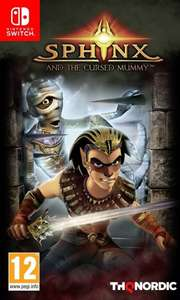 Sphinx and the Cursed Mummy (Nintendo Switch) - £8.95 delivered @ The Game Collection