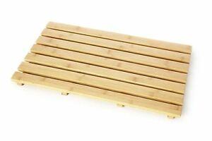 Duckboard Bath/Shower Anti Slip Skid Mat made with Paulownia Wood £8.99 Delivered from dealightuk/eBay