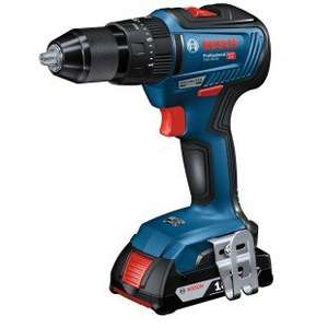 Bosch GSB 18 V-55 18V Brushless Combi with 2x2Ah batteries - £125 @ Howe Tools