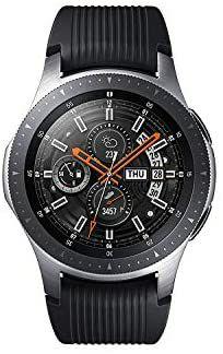 Samsung SM-R800NZSADBT Galaxy Watch 46 mm (Bluetooth), Silver - £185.17/£178 Using A No Fee Card @ Amazon Germany