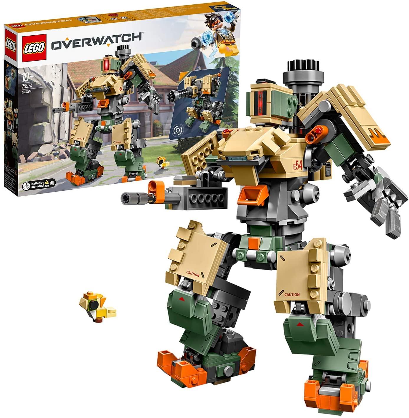 Lego Overwatch Bastion - £41.24 @ Amazon