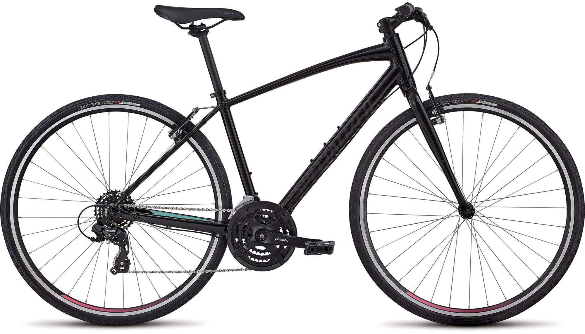 Specialized Sirrus Womens Hybrid Bike 2020 Black/Mint £382.50 @ Leisure Lakes Bikes