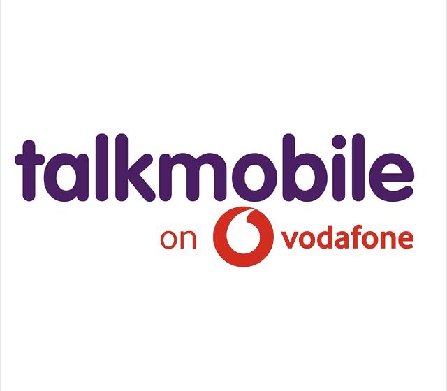TalkMobile (Voda) 12GB/Unlimited - 30 day sim - £12