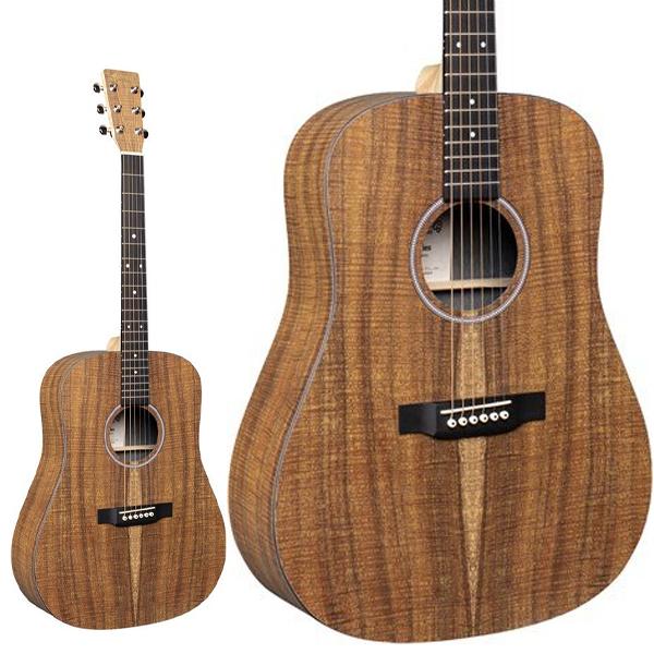 Martin D-X1E Koa Dreadnought Electro Acoustic Guitar (HPL) + Gig Bag - £459 @ GAK