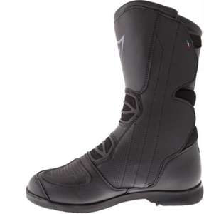 The Dainese Solarys Goretex motorcycle boots £129.99 at J&S Accessories