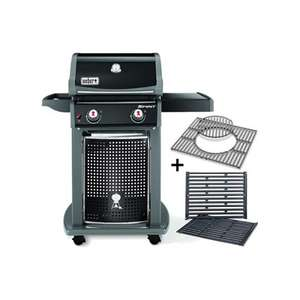 Weber Spirit Classic E0210 Gas BBQ - With GBS GRATES £314.10 @ WowBBQ