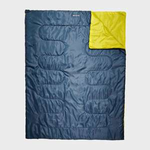Eurohike Double Sleeping Bag £20 + £4.95 delivery at Blacks