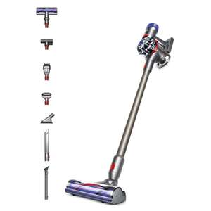 DYSON V8 Animal Extra Cordless Vacuum Cleaner - 2 Years Warranty - £274 Using Code Delivered @ Currys [90 days Money Back Guarantee]