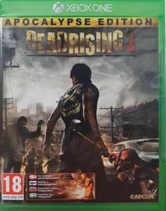 Dead Rising 3 Apocalypse Edition - Microsoft Xbox One - £8.45 delivered @ warne-trading-group / eBay
