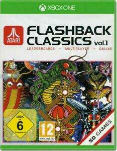 Atari Flashback Classics Collection Vol.1 Xbox One Game Excellent Condition - £5.99 @ dvdbayuk_outlet / eBay