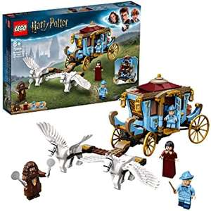 LEGO Harry Potter 75958 Beauxbatons' Carriage: Arrival at Hogwarts - £31.50 + £3.50 delivery @ John Lewis & Partners