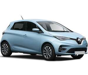 Renault Zoe Hatchback 100KW i GT Line R135 50KWh 5dr 24m Lease - 10k miles p/a - £1094 intial + £182 pm = £5286 @ Leasing.com (Renault)