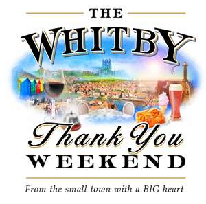 Free 'Thank You' Weekend In Whitby For NHS Workers (Free Hotel Accomodation / Free Meal / Free Drink) 2nd - 3rd October