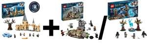 LEGO Harry Potter 75953 Whomping Willow + 75965 The Rise of Voldemort £58.21 / 75945 Expecto Patronum £59.96 incl. P&P at Amazon Germany