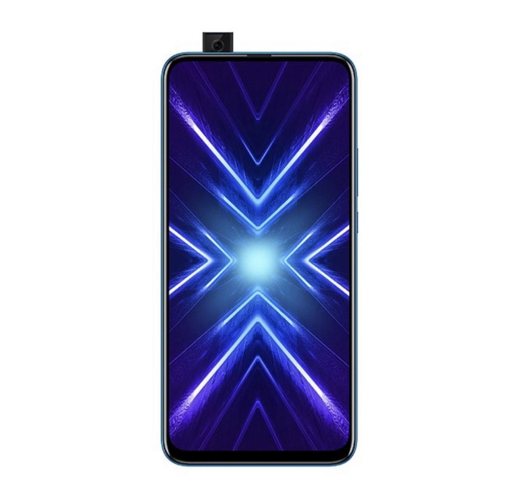 Honor 9X Blue - 6.59inch Display, 128GB Internal Storage, 4GB RAM £199.99 +£4.99 delivery @ Ideal World TV