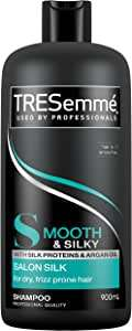 (2 Bottles of 900ml)Tresemme Professional Shampoo For Men And Women /Conditioner (Silk Finish) - £5.60 (+£4.49 Non-Prime) at Amazon
