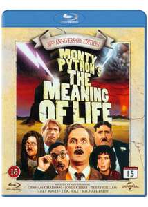 Monty Python's Meaning of Life - 30th Anniversary Edition [Blu-ray] £4.99 delivered @ CoolShop