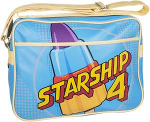 Half Moon Bay Walls Starship Lolly Bag £5.99 delivered with prime (+£4.49 non prime) @ Amazon - Sold by Anything 4 Home