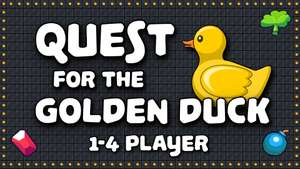 Quest for the Golden Duck Switch 6p @ Nintendo eShop US