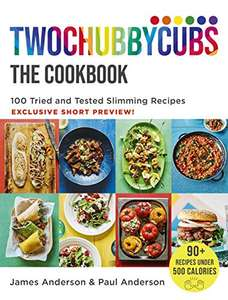 A Taste of Twochubbycubs The Cookbook EXCLUSIVE PREVIEW - FREE @ Amazon Kindle