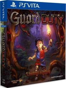 PS VITA game - guard duty £6.39 PS+ (£7.99 without PS+) Cross buy with PS4 @ PSN