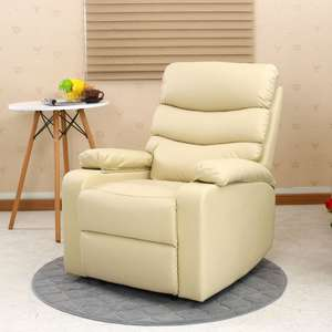 Ashby Leather Recliner Armchair Sofa - £151.99 with code @ furnitureonline_uk / eBay