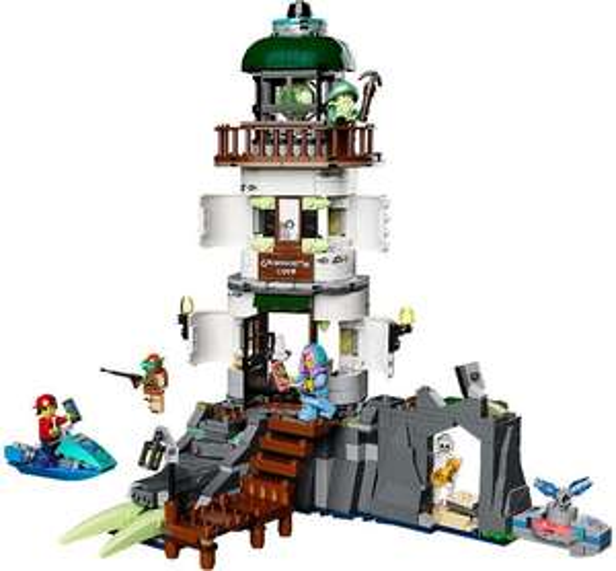 Lego Hidden Side- Lighthouse of Darkness £31.50 @ Amazon