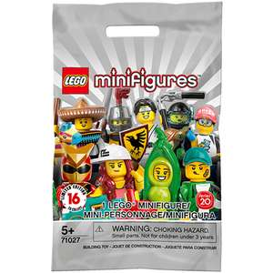 LEGO Minifigures Series 20, 71027 - Full Box of 60 £173.99 @ WH Smith