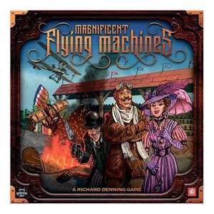 Magnificent Flying Machines Board Game £26.95 @ Chaos Cards
