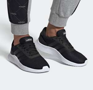 Adidas Men's Lite Racer 2.0 Core Black/Cloud White (Sizes 6-12.5) - £23.60 with code delivered @ Adidas