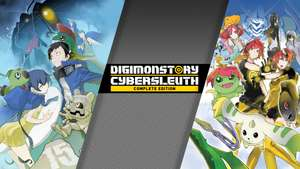 Digimon Story Cyber Sleuth: Complete Edition Nintendo Switch £23.77 from Nintendo eShop USA